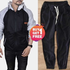 Buy 1 Jacket and Get 1 Trouser Free