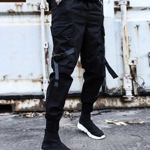 Street Style Fashion Summer Joggers Trouser